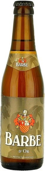 "Пиво Verhaeghe, ""Barbe d'Or"", 0.33 л"