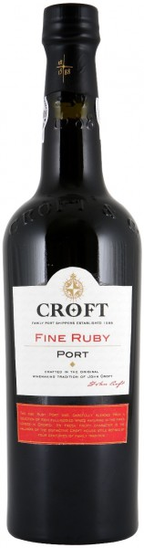 Портвейн Croft, Fine Ruby Port