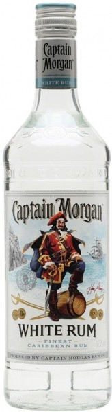 "Ром ""Captain Morgan"" White, 0.5 л"
