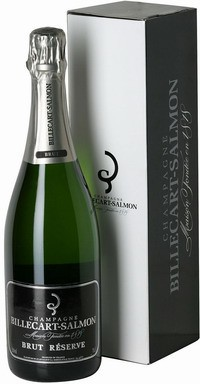 Шампанское Billecart-Salmon, Brut Reserve, gift box