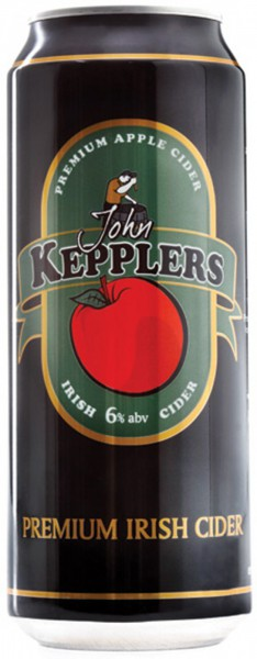 "Сидр ""Kepplers"" Apple, in can, 0.5 л"