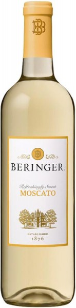 Вино Beringer, Moscato California Collection, 2013