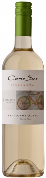 "Вино Cono Sur, ""Bicicleta"" Sauvignon Blanc, Central Valley DO"