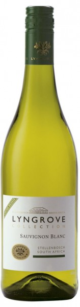 Вино Lyngrove Collection, Sauvignon Blanc, Stellenbosch, 2015