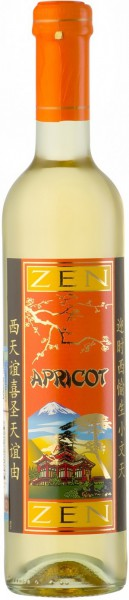 "Вино Zen, ""Eastern Collection"" Apricot, 0.5 л"