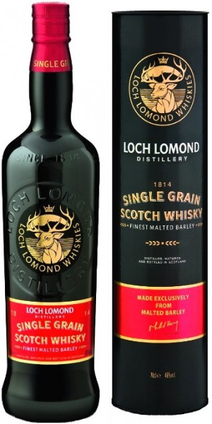"Виски ""Loch Lomond"" Single Grain, gift box, 0.7 л"