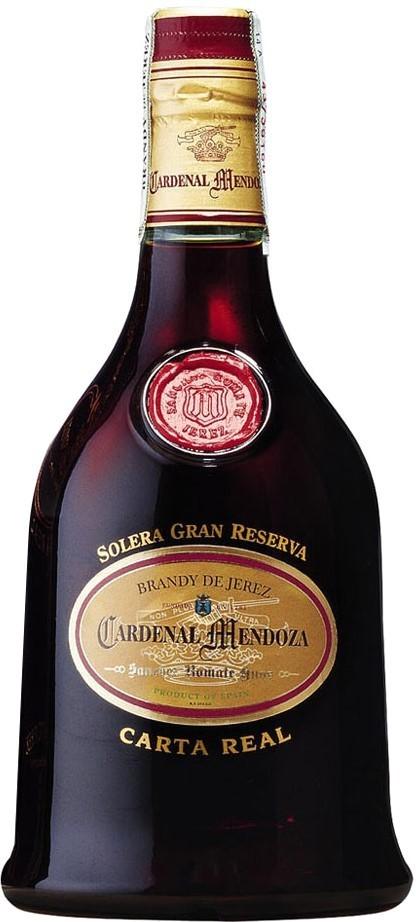 Brandy cardenal mendoza precio