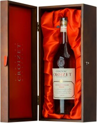 Коньяк Croizet, Single Vintage, 1985, gift box, 700 мл