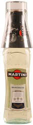 "Вермут ""Martini"" Bianco with glass, 1 л"