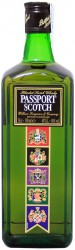 "Виски ""Passport"" Scotch, 0.5 л"