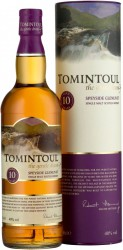 "Виски ""Tomintoul"" 10 Years Old, gift box, 700 мл"