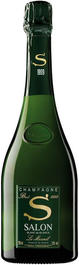 Шампанское Salon, \'\'S\'\' Brut Blanc de Blancs, 1999, wooden ...