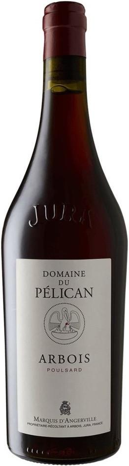 Вино Domaine du Pelican, Arbois Poulsard, 2017